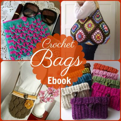 Bags purses crochet patterns ebook by Liliacraftparty