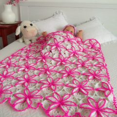 Princessa Baby Blanket Crochet Pattern