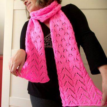 lace scarf knitting pattern long lace scarf knit pattern lace by Lilia Vanini Liliacraftparty