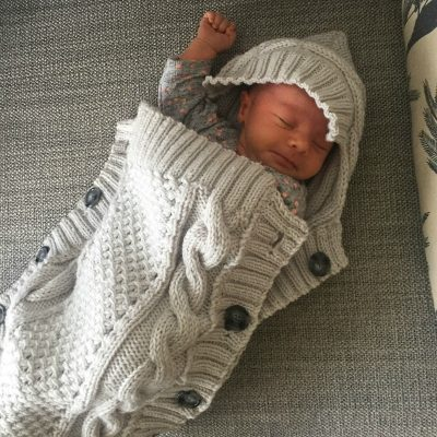 Sweet Snuggle Baby Cocoon