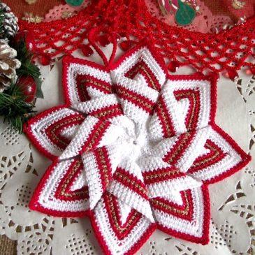 crochet star pot holder pattern for kitchen easy crochet pot holder pdf pattern