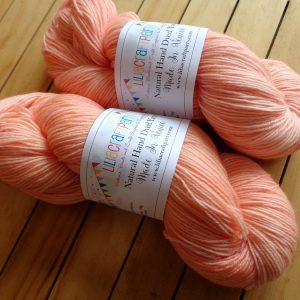 Merino Fingering Weight – Italian Peach