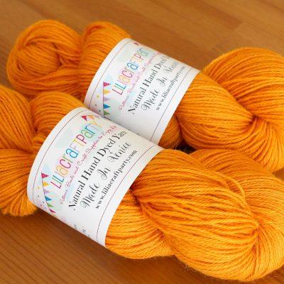 Alpaca Yarn – Yellow Andino