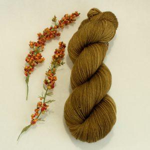 Velvet Acorn Yarn