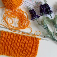 brioche knitting stitch english style how to make brioche stitch by Liliacraftparty Lilia Vanini