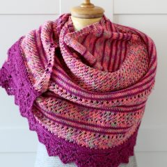 Loving Key West Shawl