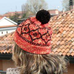 Italian Vetro Hat
