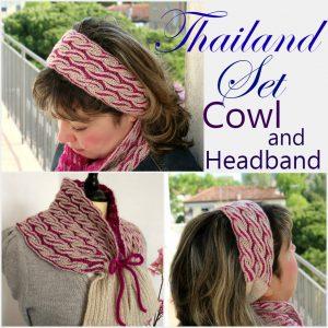 brioche knitting headband two colors headband and cowl easy brioche