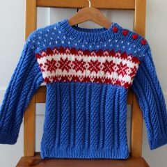 Winter Dreams Sweater
