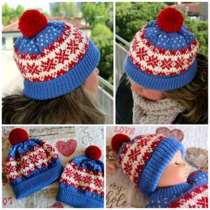 Winter Dreams Hat