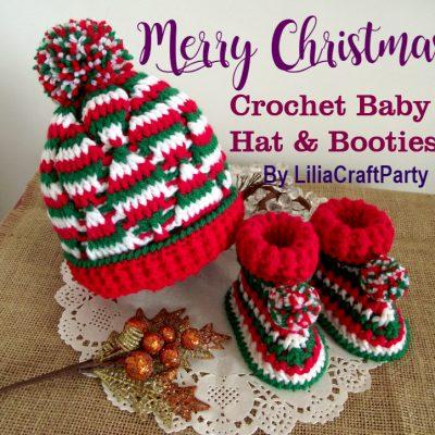 Christmas Baby Set