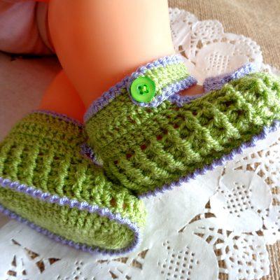 Primrose Baby Shoes