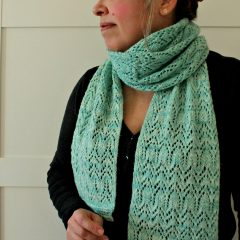 Cathedral Bells Scarf