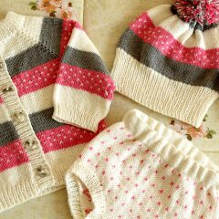 Marshmallow Baby Set